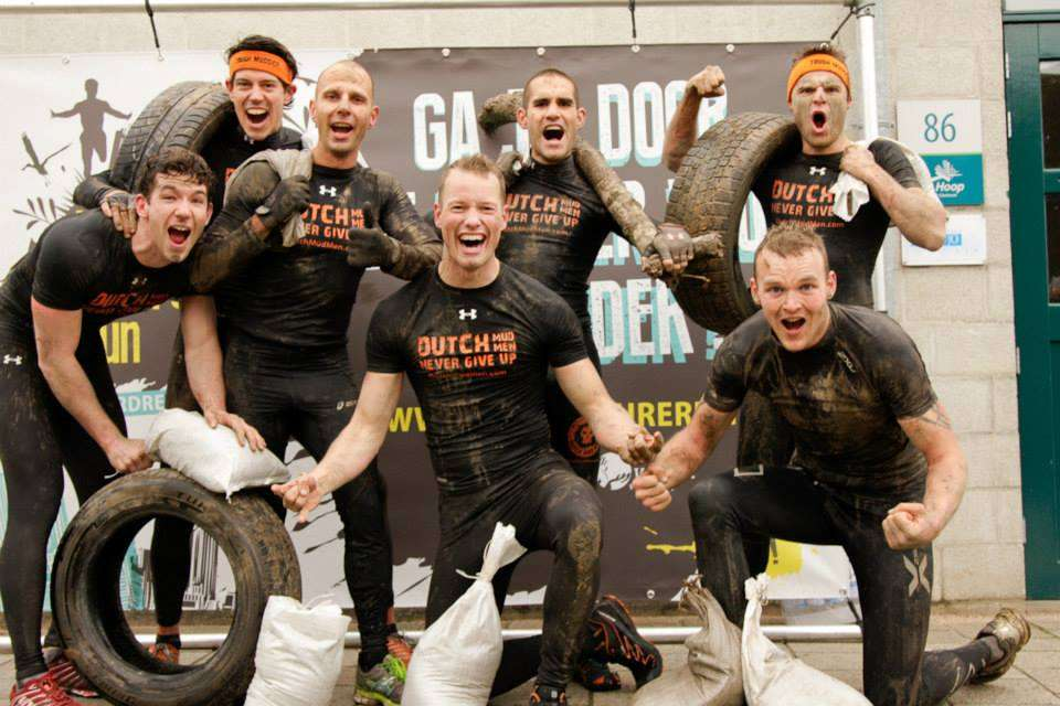 Wat is Team Dutch Mud Men