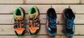 Gearreview: Salomon Speedcross 3 vs. Inov-8 X-talon 212