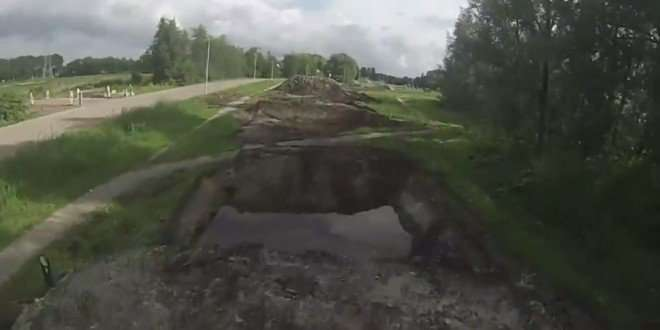 [Video] Preview langste mud trenches ter wereld