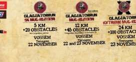 [Winnen] Tickets voor de Gladiator Run