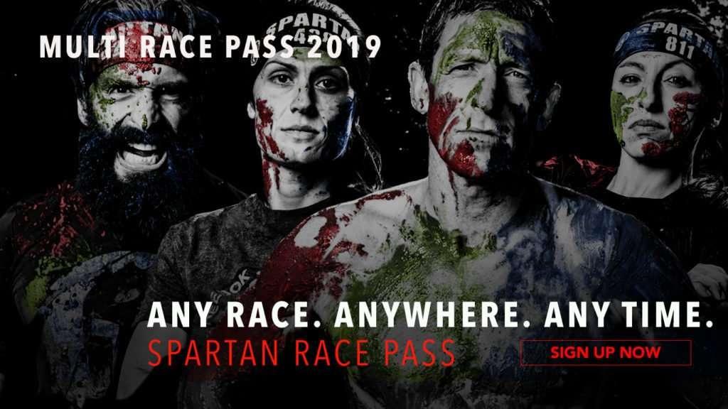 Spartan Race Multi Pass