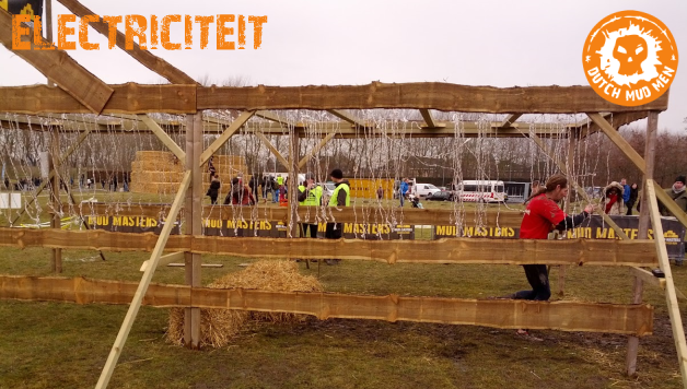 Electriciteit obstacle run