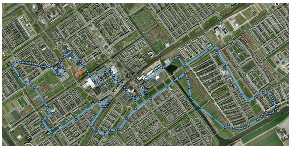 route ultimate city challenge