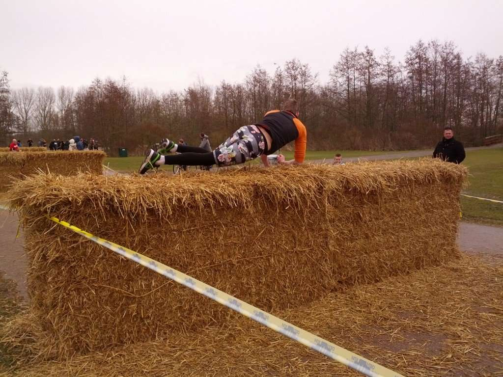 Training Obstacle Run