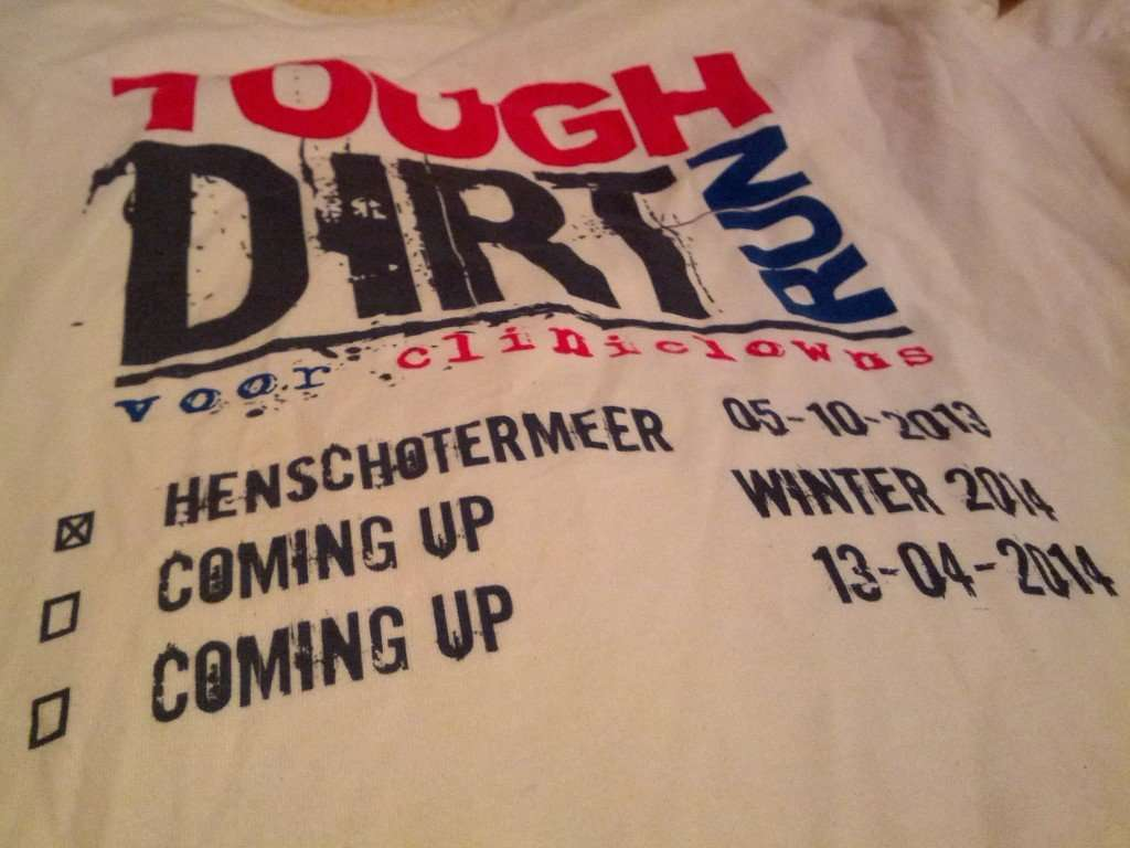 Tough Dirt Run