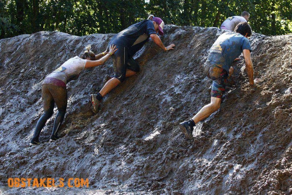 Mud Masters Duwen