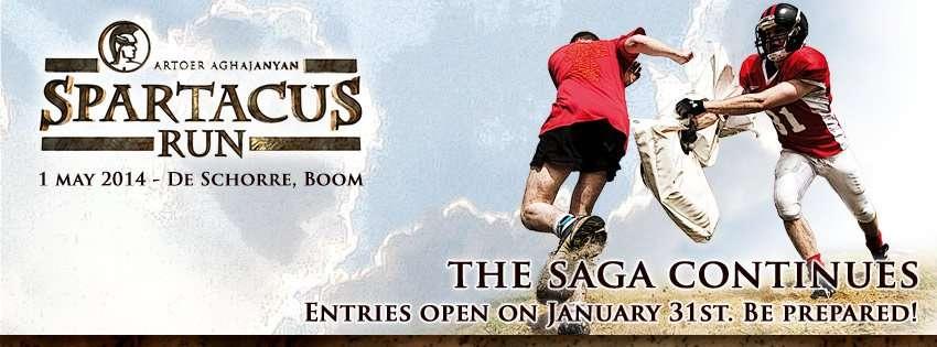 Spartacus Run