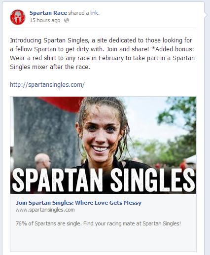 Spartan Singels