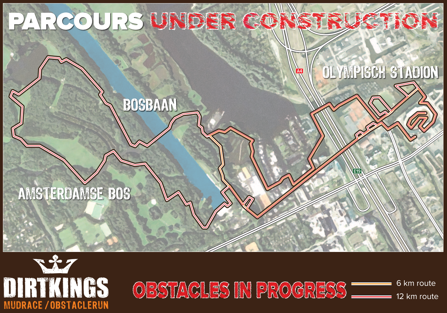 Parcours DirtKings