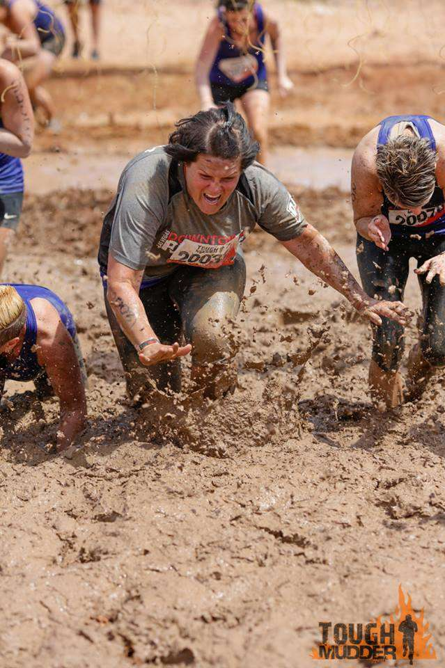 Obstacle running kan iedereen