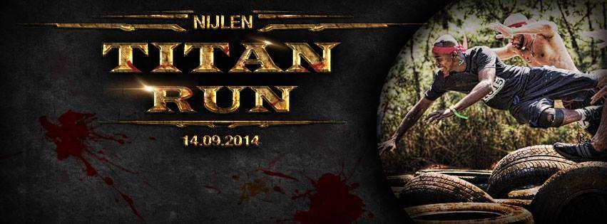 [Winnen] Kaartjes voor de Titan Run