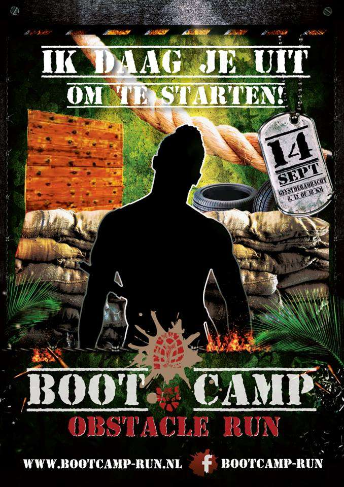 Bootcamp Obstacle Run