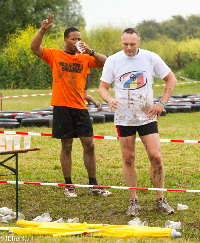 Review Mud & Water Challenge