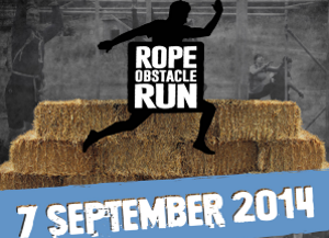 Rope Obstacle Run