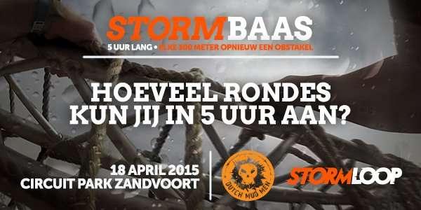 STORMBAAS @ STORMLOOP