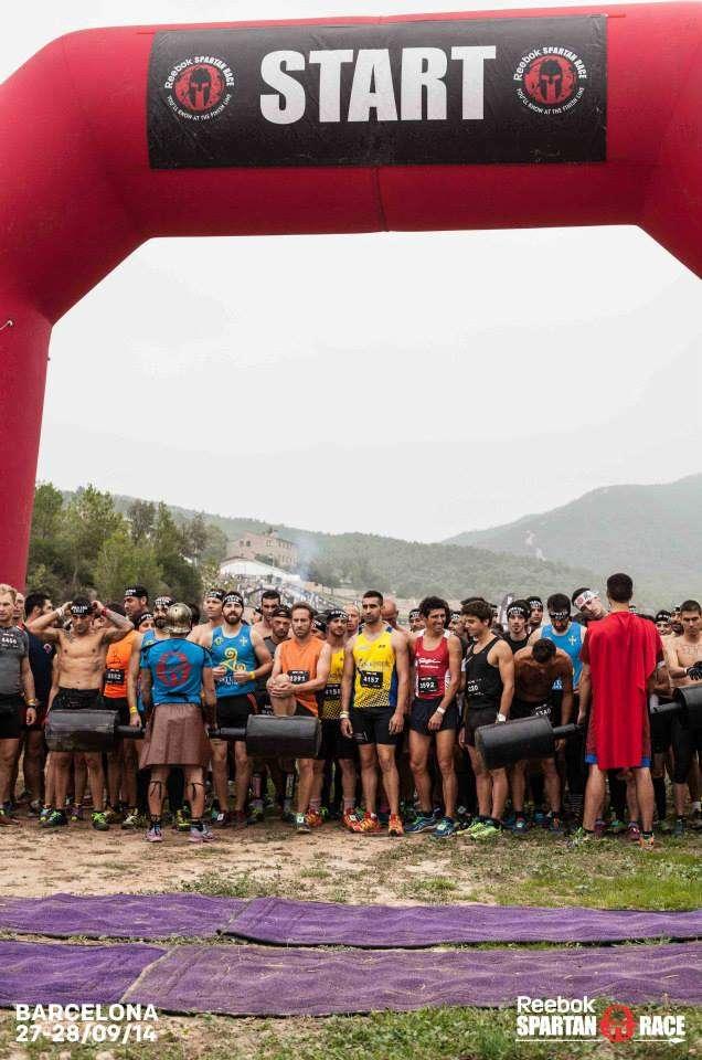 Spartan Race Barcelona