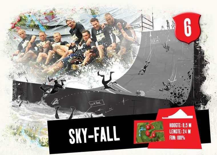 Sky-fall