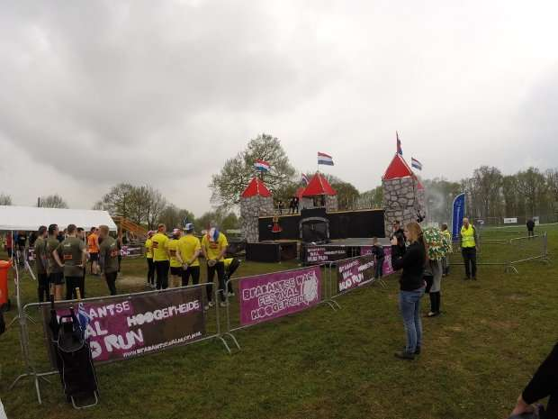 Brabantse Wal Mud Run