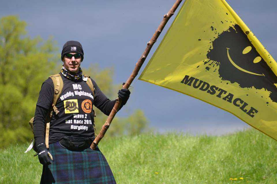 Muddy Highlander