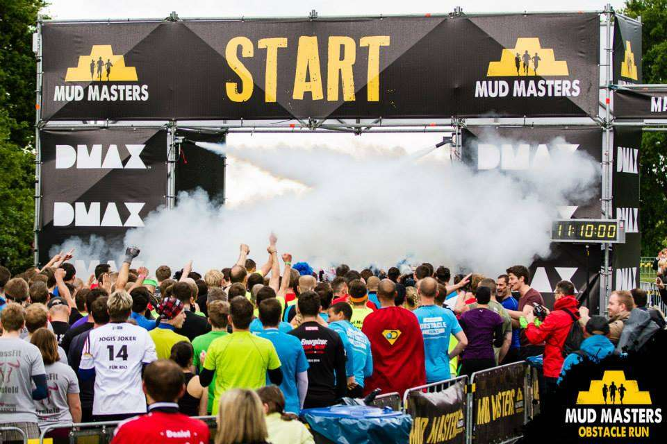 Start Mud Masters