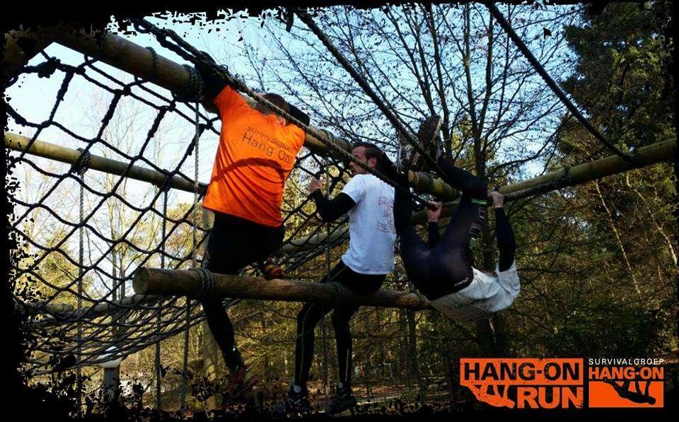 Hang On run