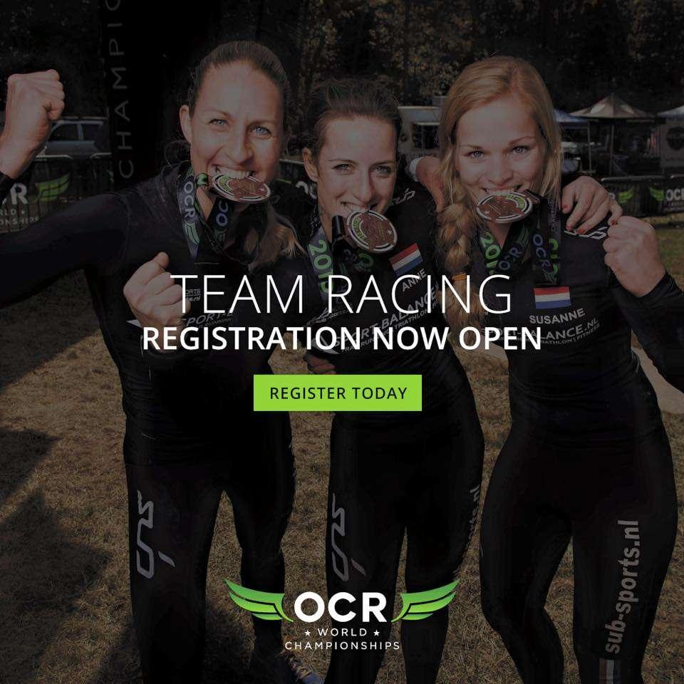 OCRWC Team Estafette