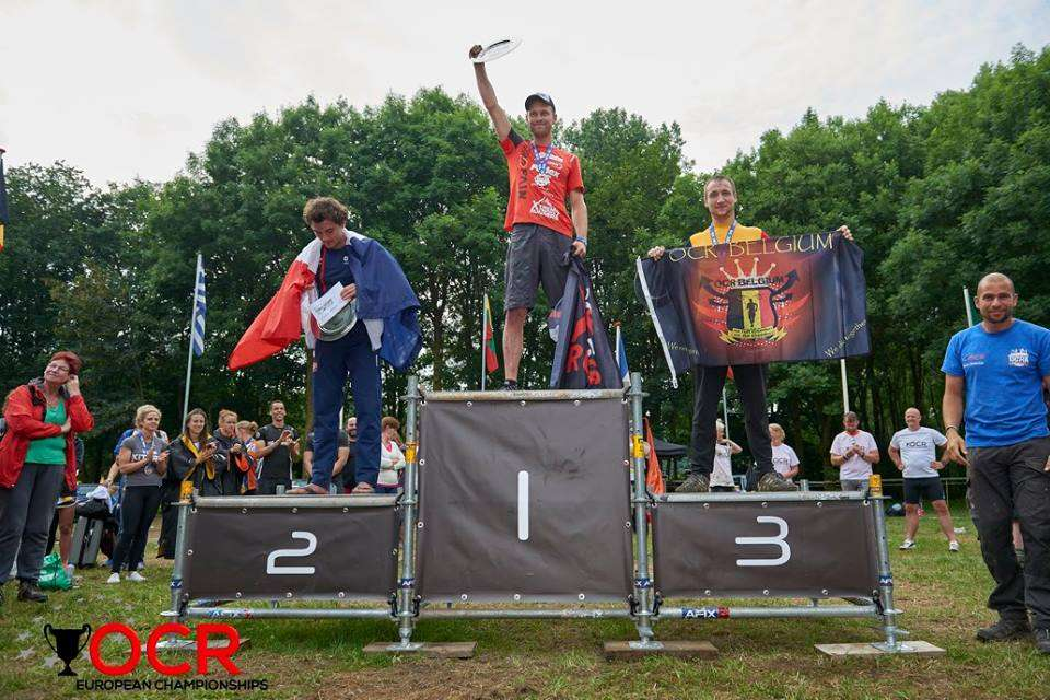 podium 2016
