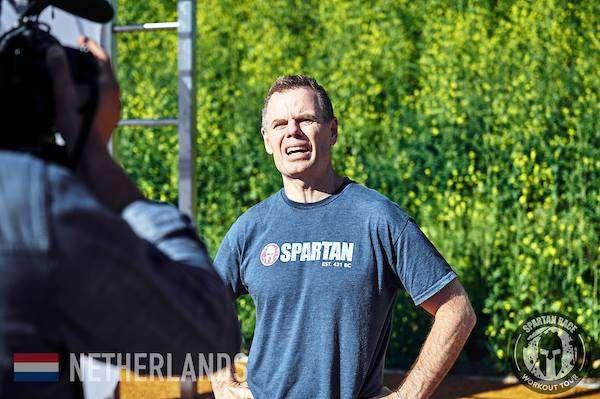 Spartan En Training Workout Tour Workout Tour Workout