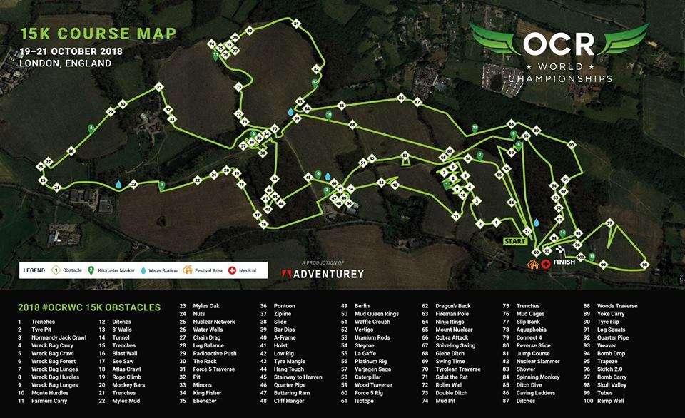 ocrwc course map