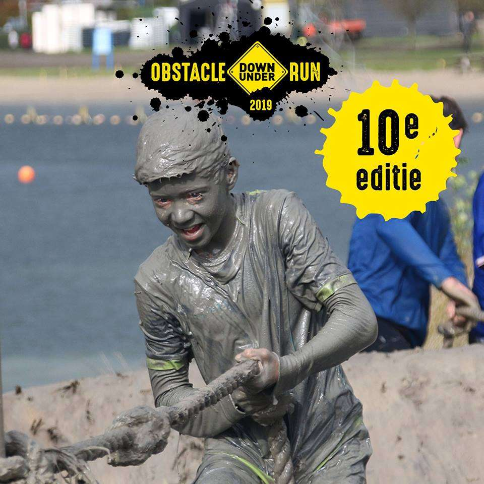 korting down under obstacle run