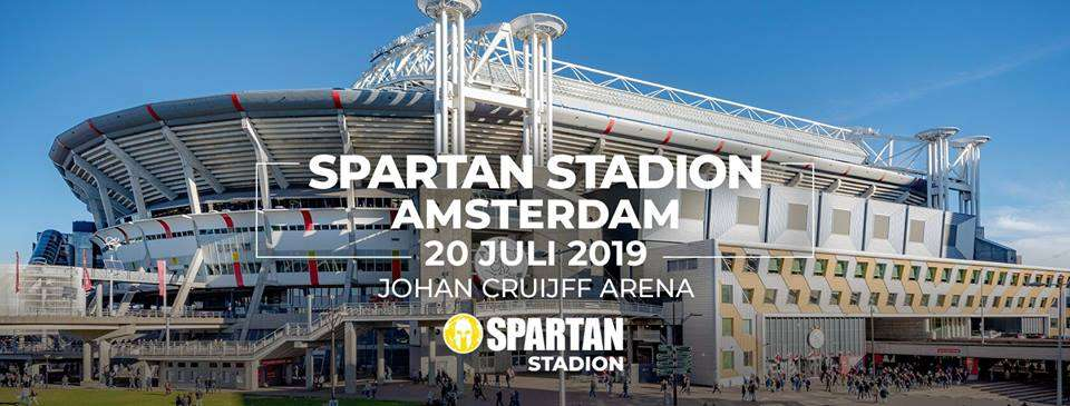 spartan race amsterdam