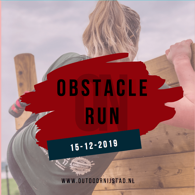 obstacle run outdoor nijstad