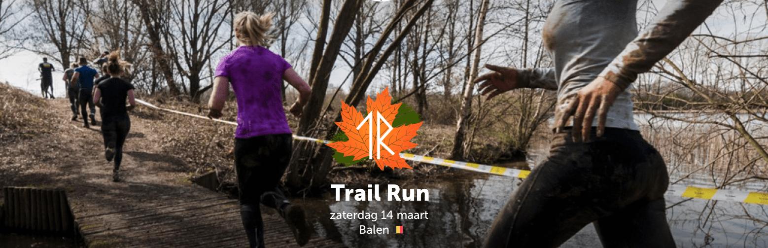 Strong Viking Trail Run Balen